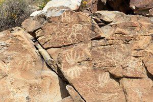 Hiko Sprtings Petroglyphs