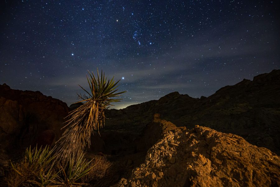 Press Release: Proposed Avi Kwa Ame National Monument Earns Support from Nevada Chapter of International Dark Skies Association and Las Vegas Astronomical Society